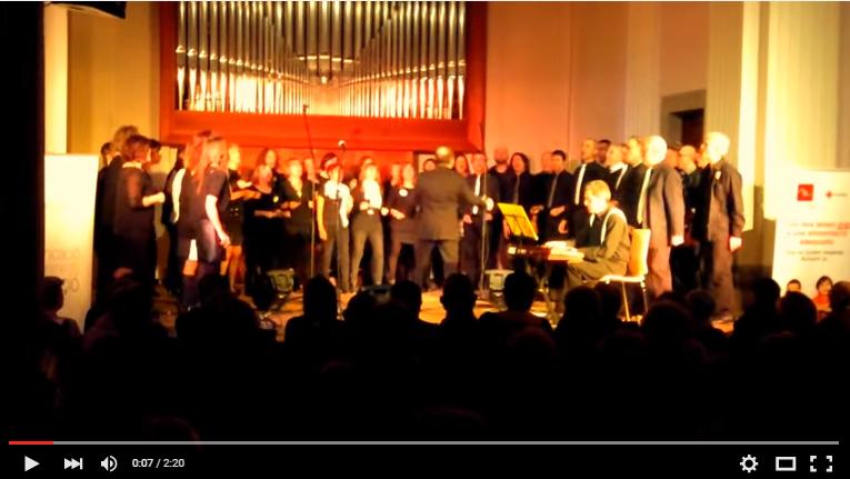Fragment Del Concert Solidari A La Casa De Cultura