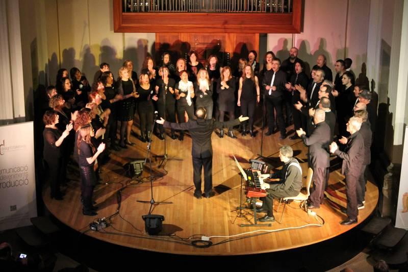 El Concert De Reis Deixa Petit L'auditori De La Casa De Cultura