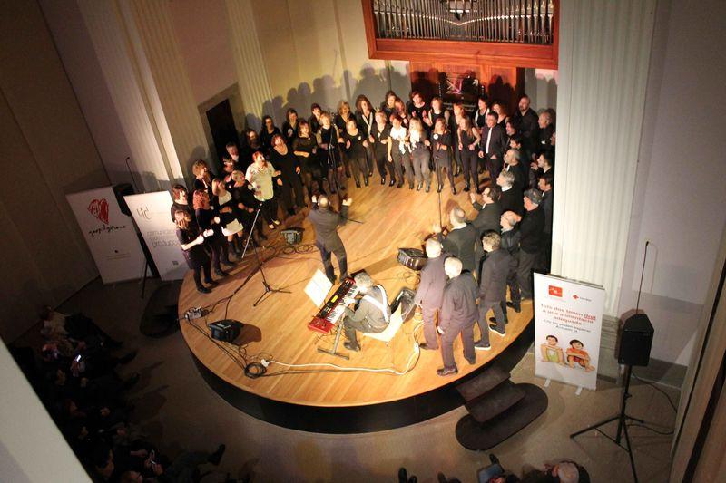 Imatges Del Concert De Reis A Girona