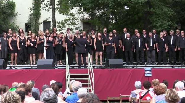 3r Concert Benèfic De Cors Gospel A Olot