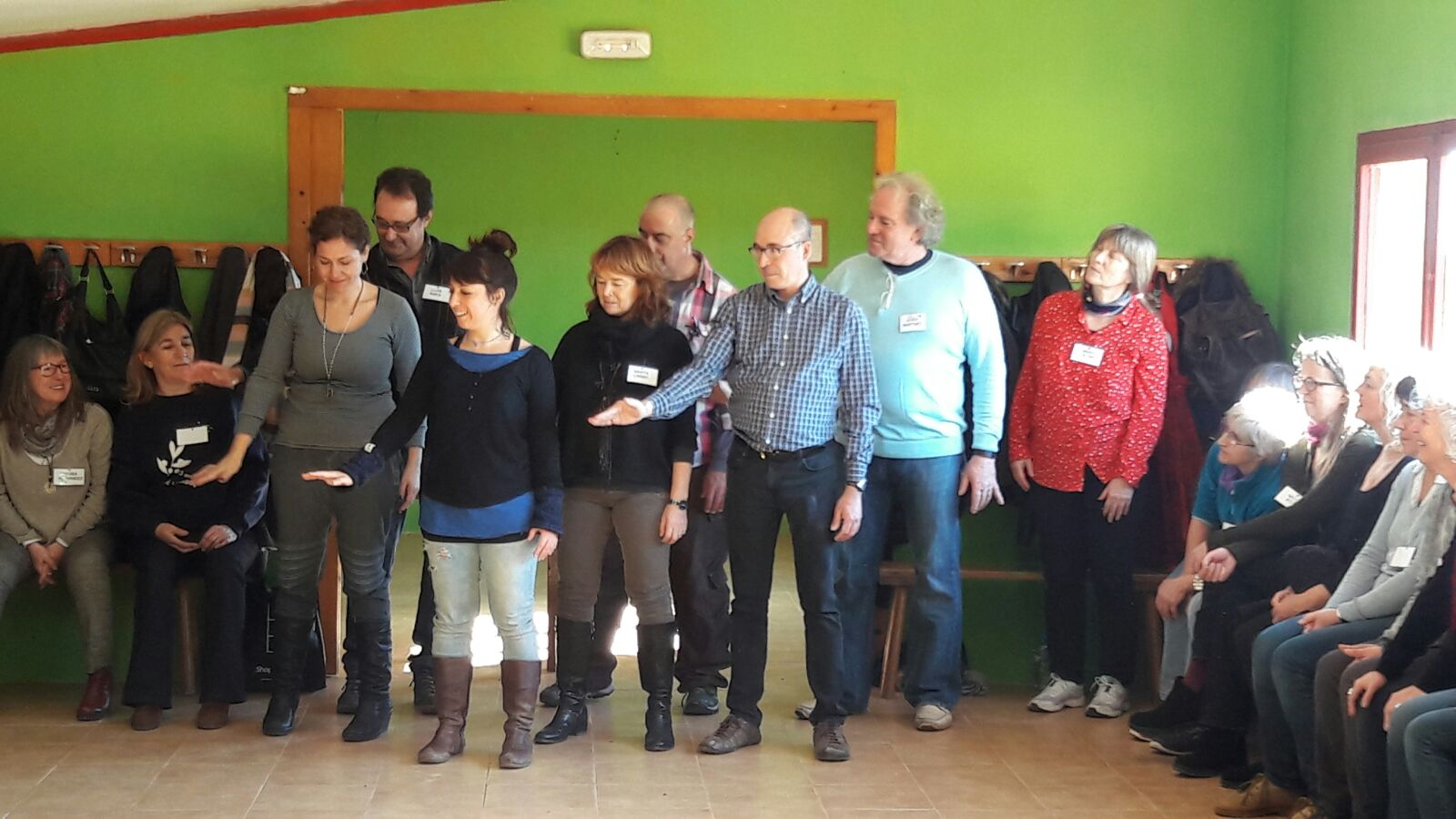 Cor Gospel Girona – Jornada De Treball (15)