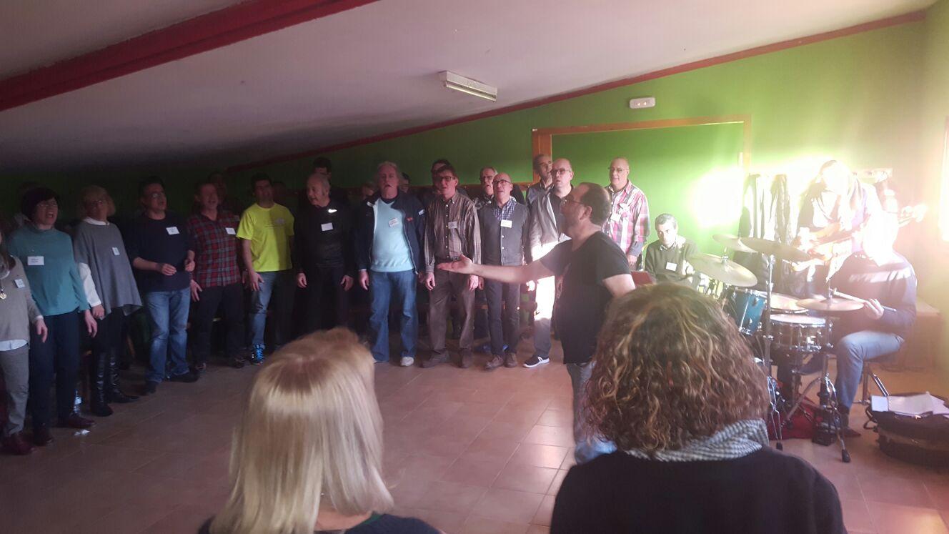 Cor Gospel Girona – Jornada De Treball (16)