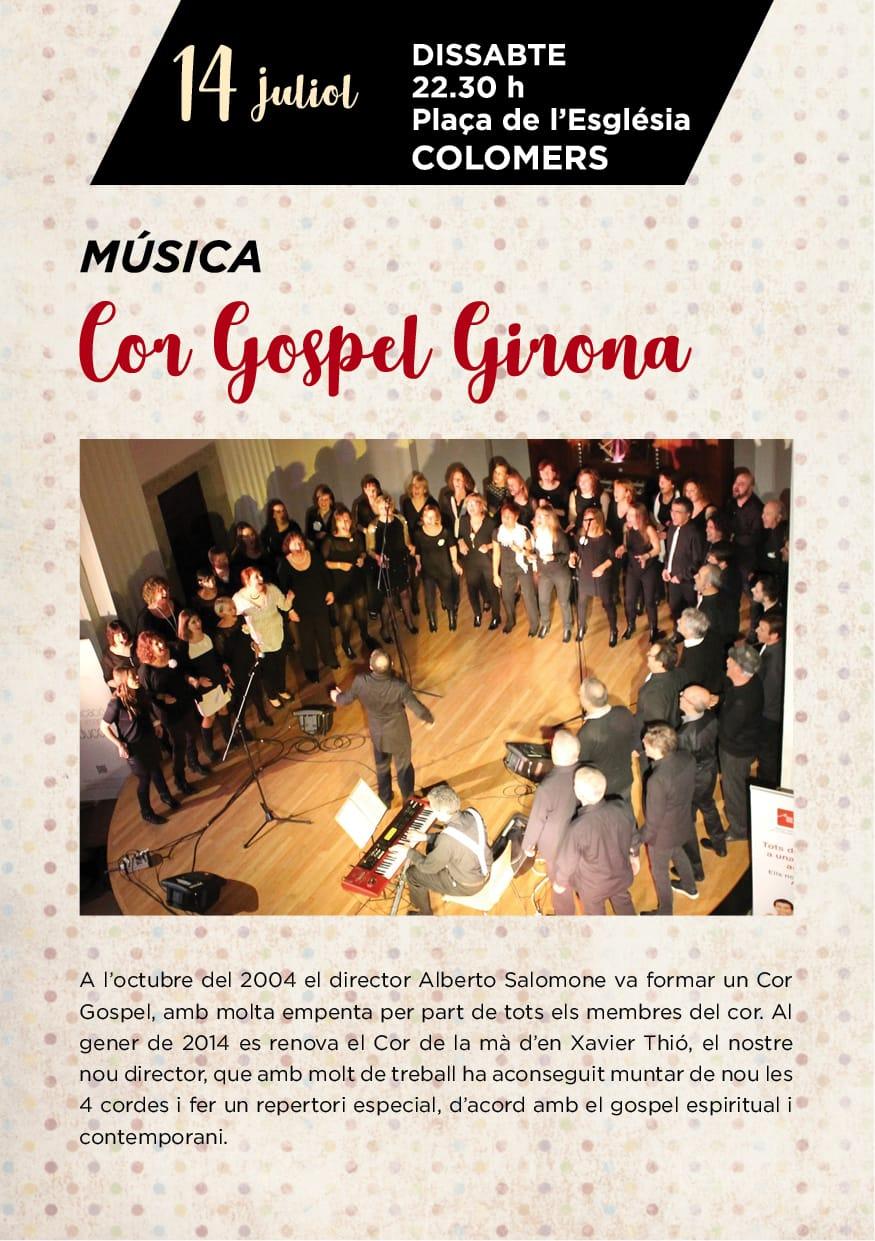14 De Juliol Del 2018: Concert A Colomers