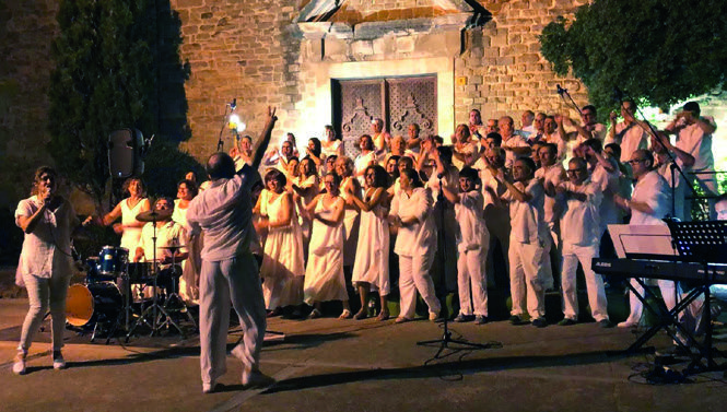 Dissabte 24 Juliol A Les 22:30 – Concert A Colomers – Plaça De L'esglèsia